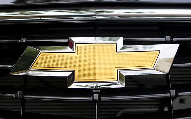 Chevrolet autó embléma, logó