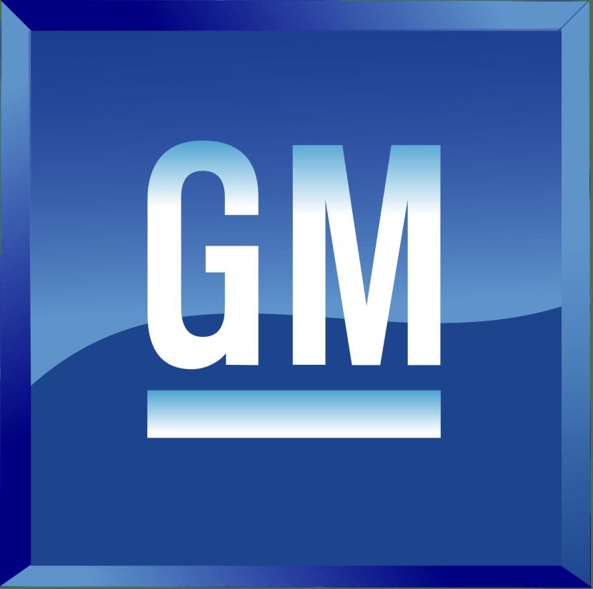 General Motors autó logó