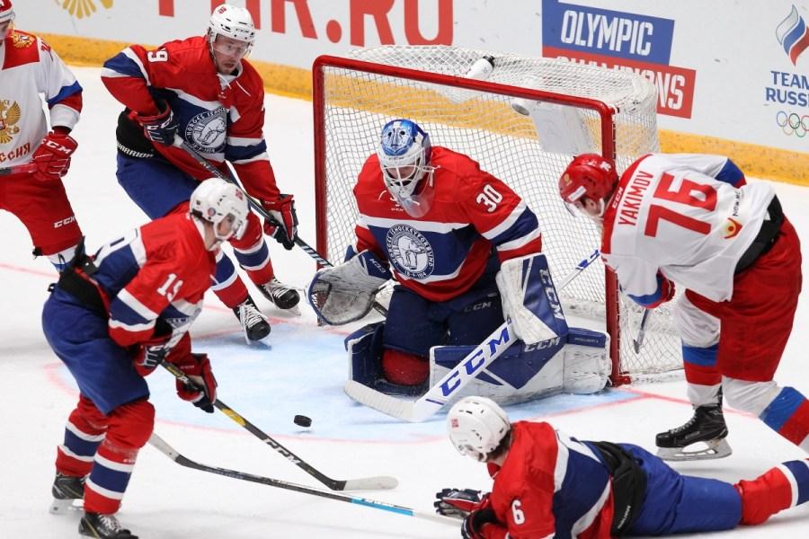 St. Petersburg Hockey Open