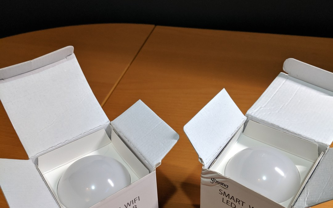 Gosund Smart Wifi LED Bulb [WB3/A60] – no hub required