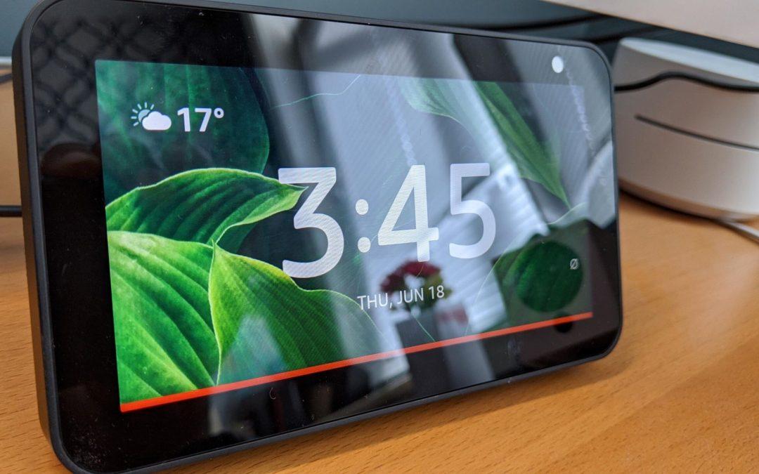 Amazon Sale on Echo Show Smart Displays