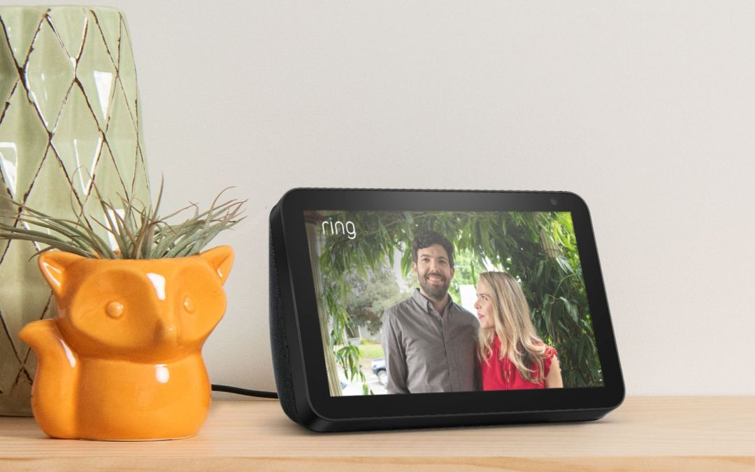 Echo Show 8 with Ring Integration