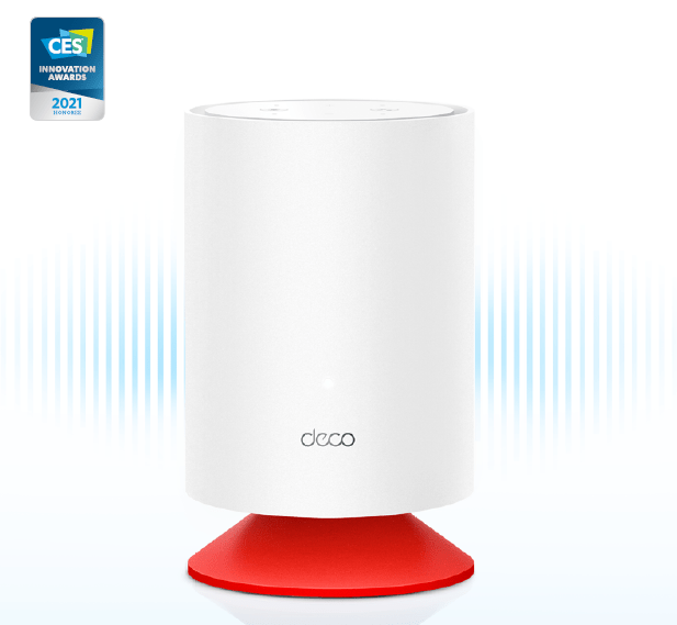 CES 2021: TP-Link showcases new Deco Mesh systems, including Alexa built-in smart speaker, WiFi 6, WiFi 6E, and 5G Technology