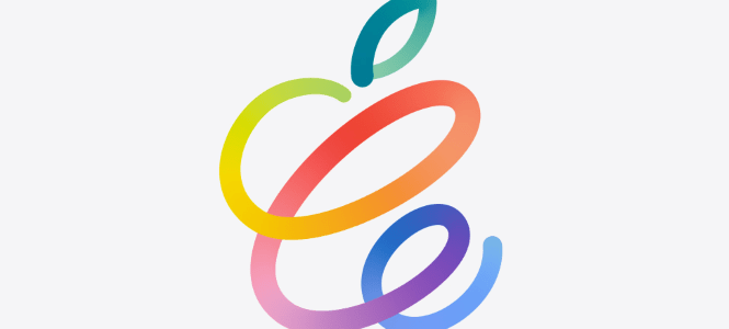Apple Event, New Apple Spring Loaded Logo