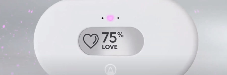 Airthings View Plus Love Sensor (April Fools)