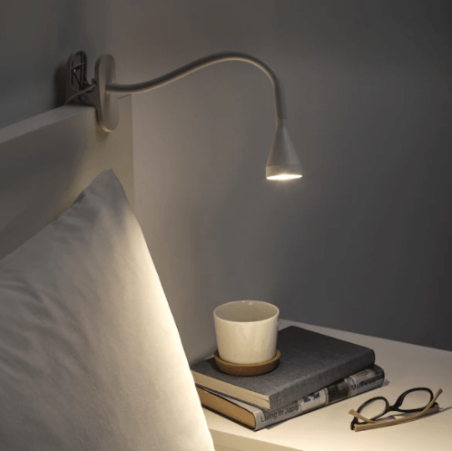 Smart Home Idea for Kids' Bedroom, IKEA NAVLINGE Reading Lights