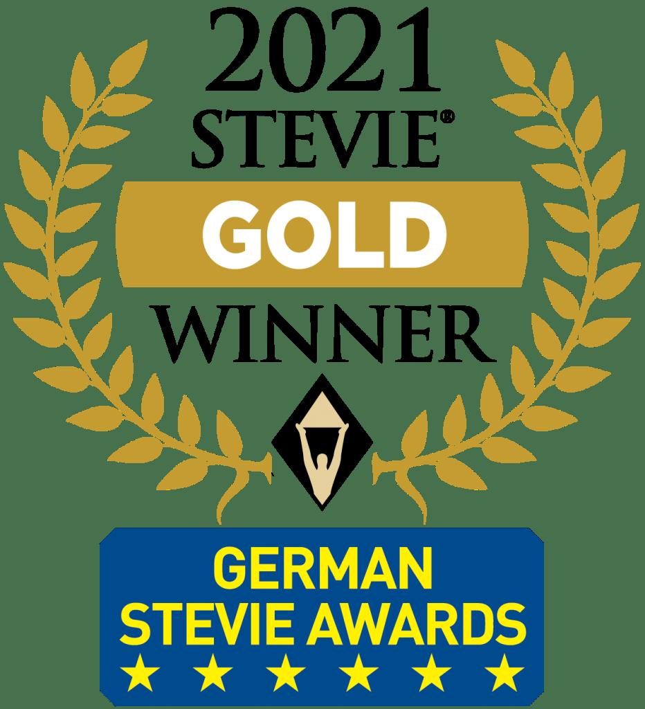 Typewise Stevie Gold Winner 2021