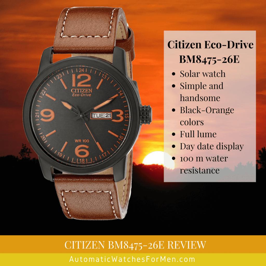 Citizen Bm 26e Review