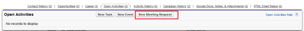 Schedule a meeting - 1