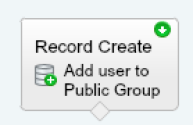 Add user to Public group