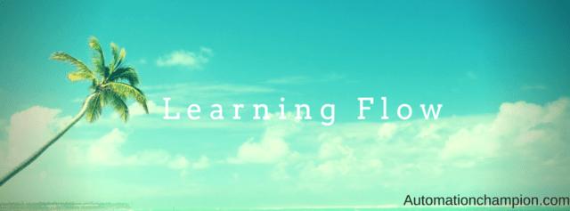 Learning Flow