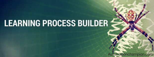 Learning Process Builder