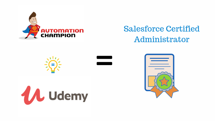 [New Course] Salesforce Administrator Certification (CRT-101) Practice Sets