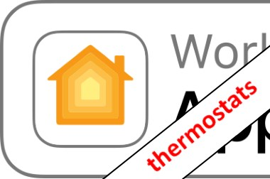 Best Apple HomeKit Thermostats