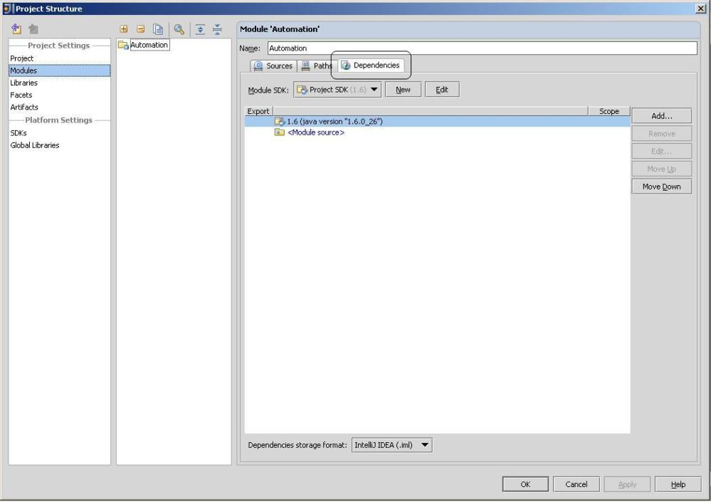 Setting up IntellijIDEA for Selenium (5/6)