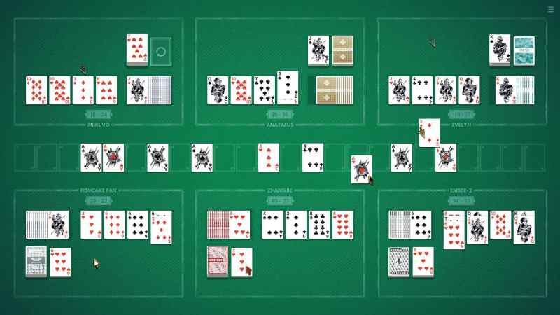 Competitive Solitaire Nerts Online Is Now Available For Free Online Games Popular During Lunch Breaks At High Difficulty Puzzle Game Studios Automaton World Today News