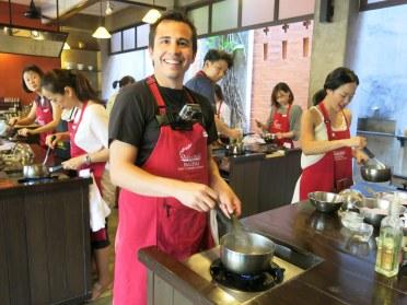 Baipai Cooking School - <3 cooking!