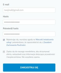 Rejestracja VPN - HotSpoty.com.pl