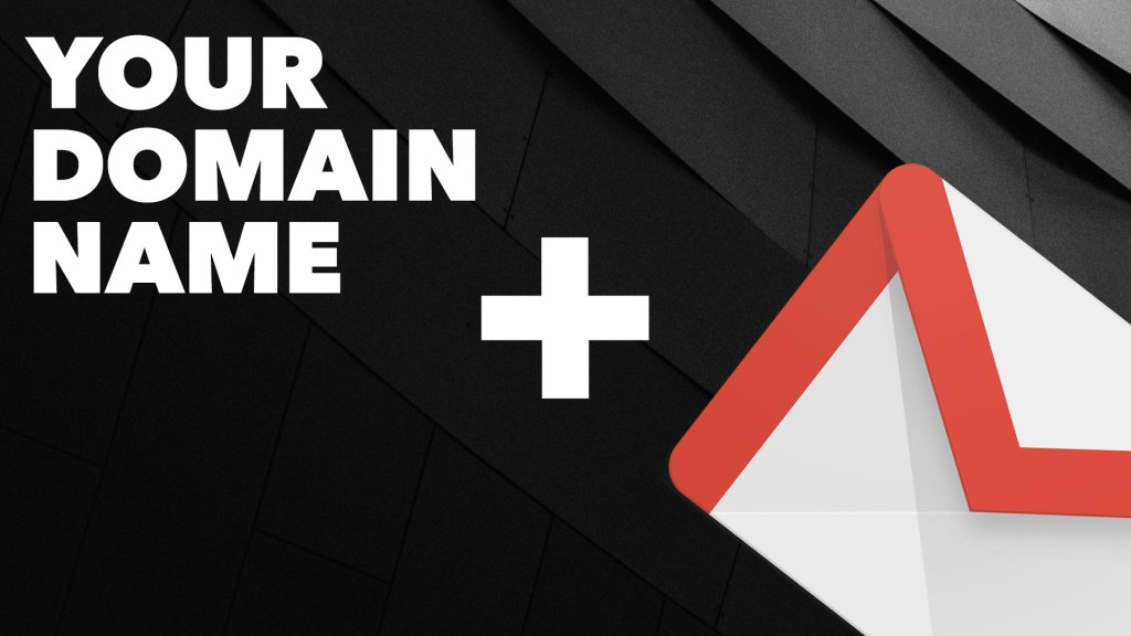 Send your custom domain name emails with Gmail.