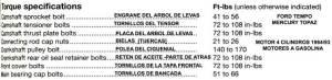 FORD | TORQUE | CABEZA  CULATA | SECUENCIA DE APRIETE | MOTOR 4 CIL | MECANICA AUTOMOTRIZ
