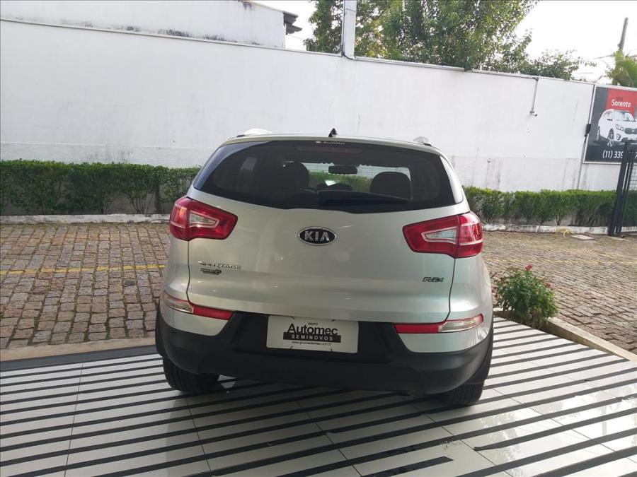 KIA SPORTAGE 2.0 EX 4X2 16V GASOLINA 4P AUTOMÁTICO full