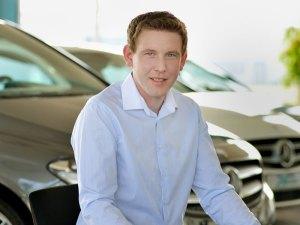 Sven Giebels - Karosserie- und Fahrzeugbaumeister bei Automobile Bolten GmbH