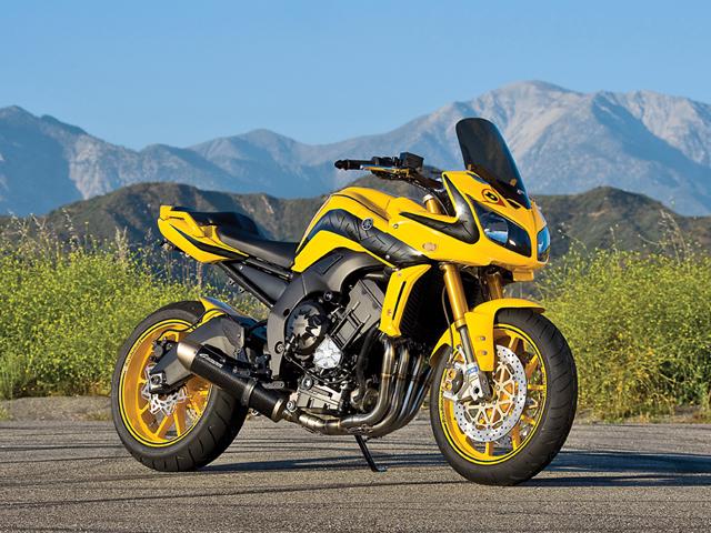 Yamaha Fz1 Motorcycle
