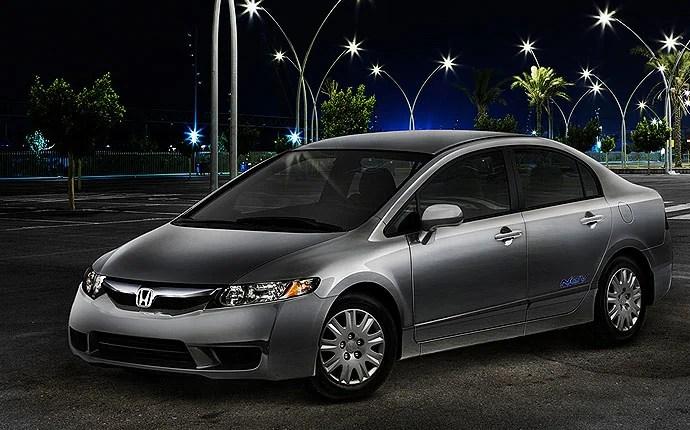 Greenest car of the year, the Honda Civic