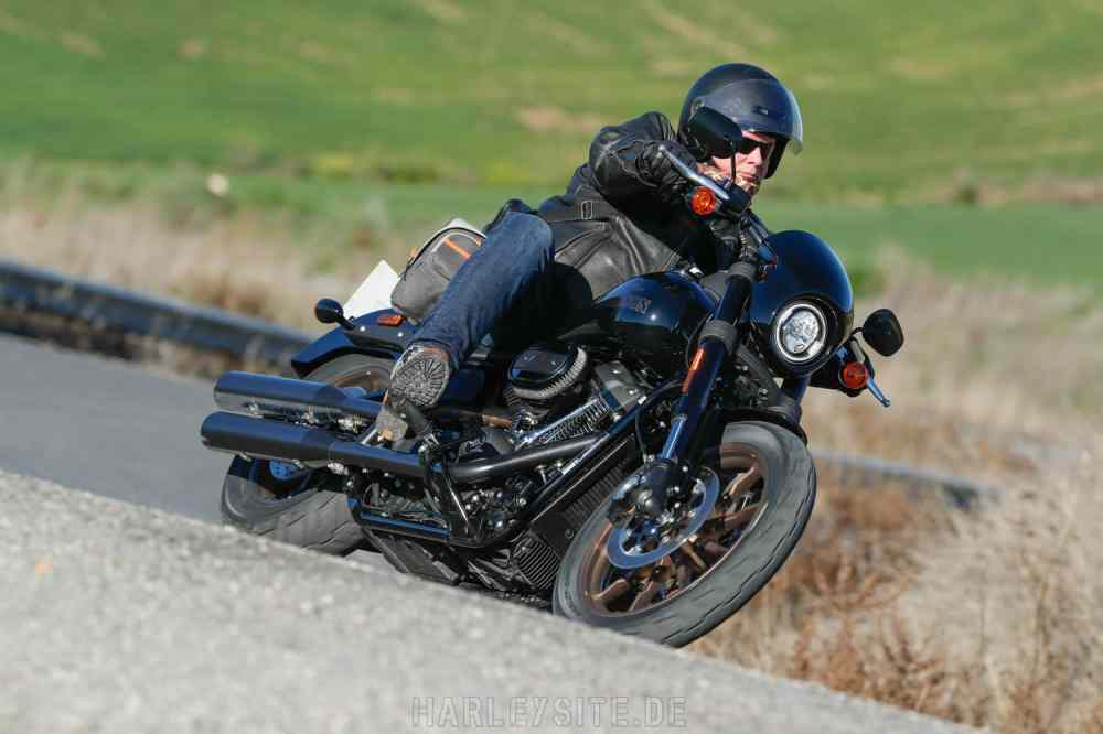 Harley-Davidson Low Rider S Tuning - 131cui Stage IV 1