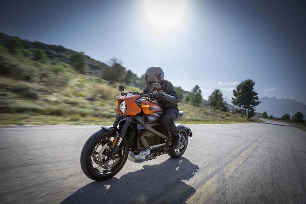 Harley-Davidson stoppt die LiveWire Produktion wegen einem Problem am Ladesystem