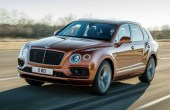2020 Bentley Bentayga Speed Fuel Economy