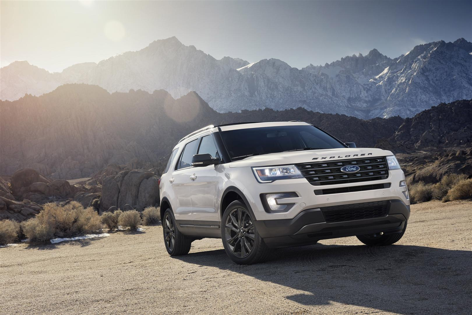 2020 Ford Explorer Best SUV With 3Rd Row Seating