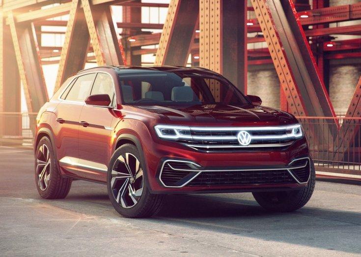 2020 VW Atlas SUV