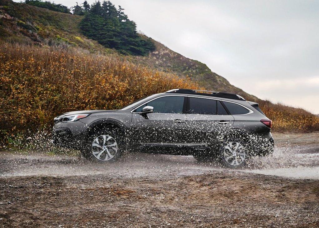 2020 Subaru Outback Onyx Edition