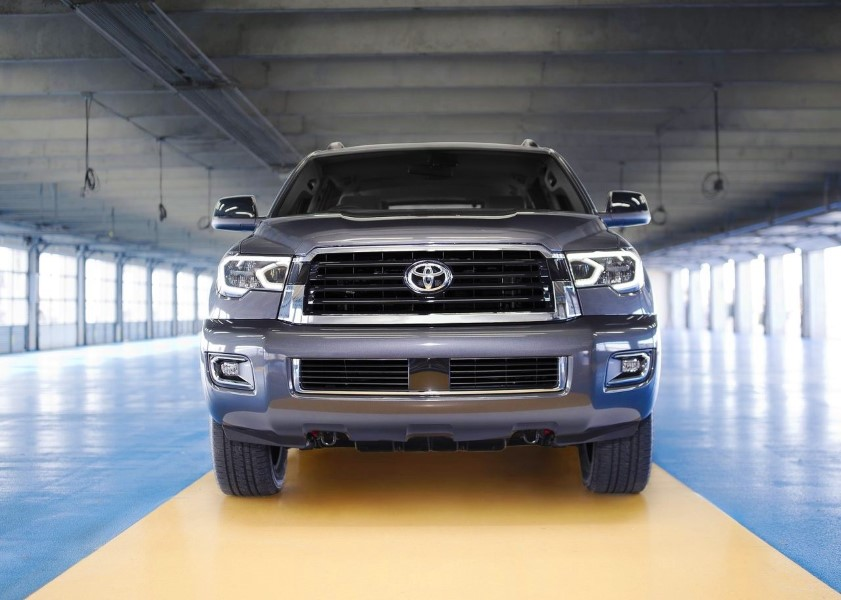 Bes 7 Seater Toyota Sequoia