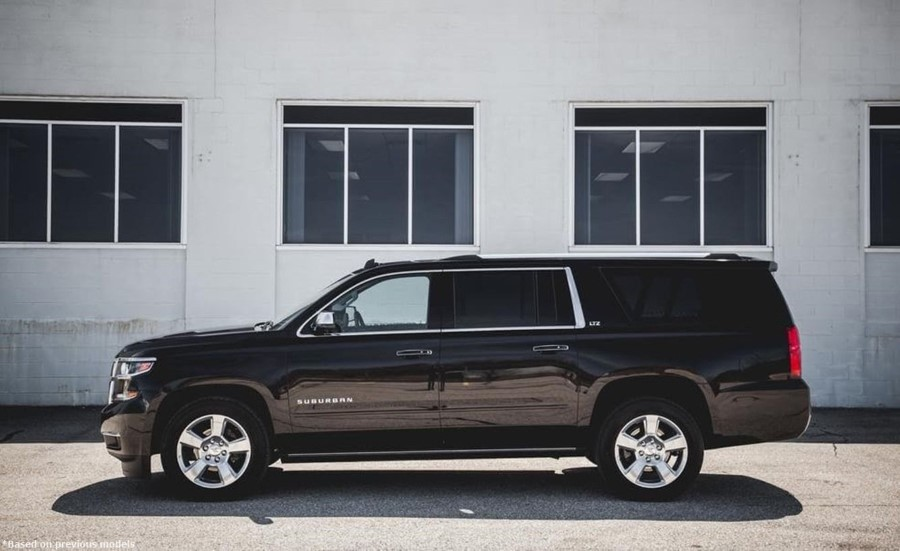 Best Full-Size SUV - 2020 Chevy Suburban