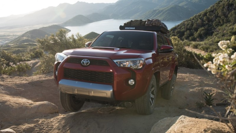2021 Toyota 4Runner 4X4 Limited