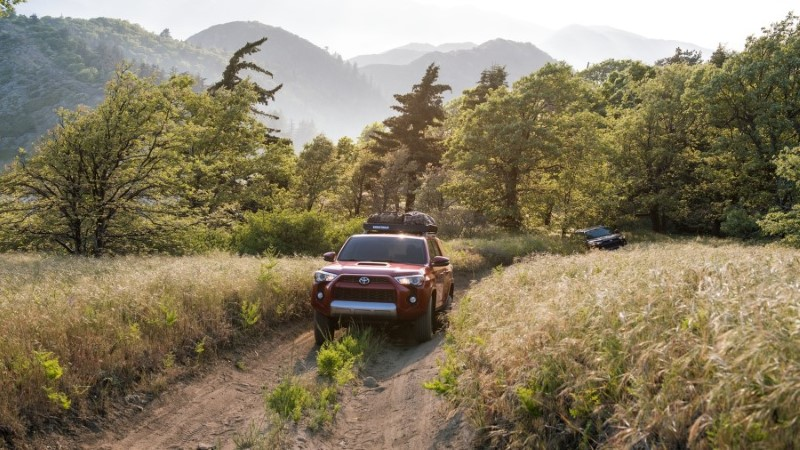 2021 Toyota 4Runner Lease Deals