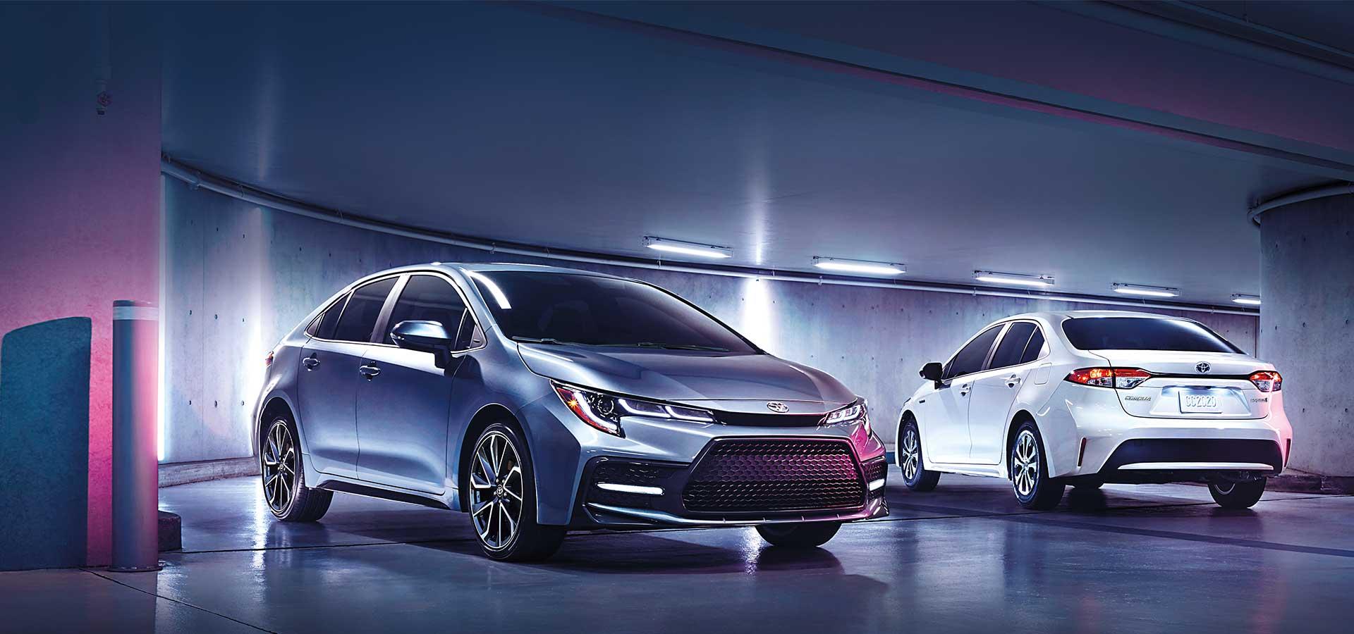 2021 Toyota Altis Colors