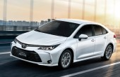 2021 Toyota Altis Fuel Economy