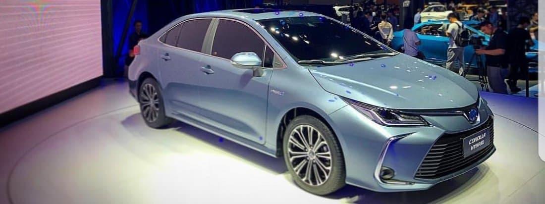 2021 Toyota Altis USA Availability