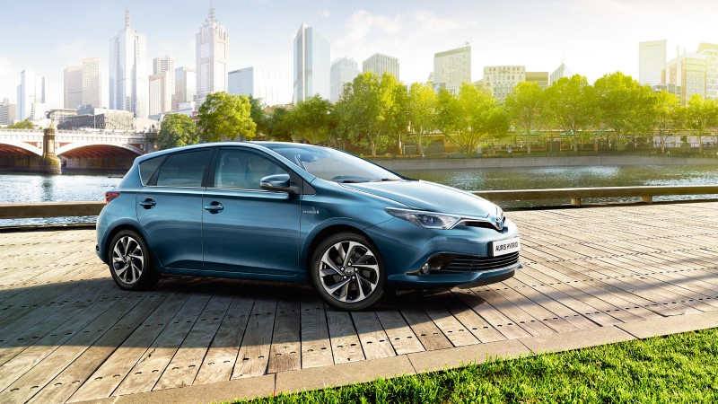 2021 Toyota Auris Redesign & Changes