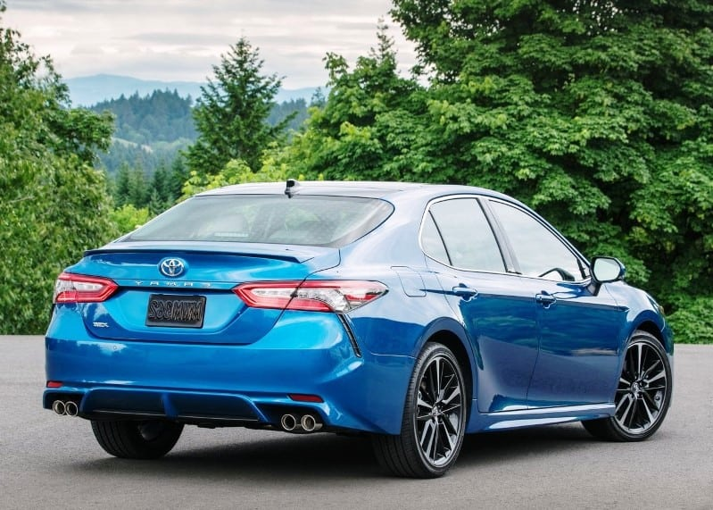 2021 Toyota Camry XSE Trims Price & Features