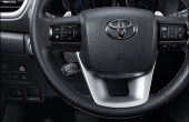 2021 Toyota Fortuner Interior