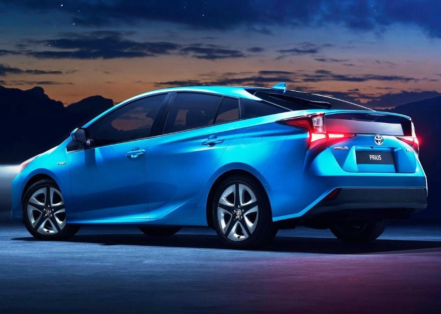 2021 Toyota Prius Range & Charging Time