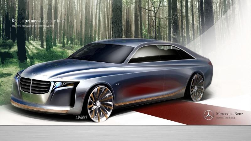 2021 Mercedes U Class Concept
