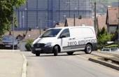 2021 Mercedes Vito Electric Van