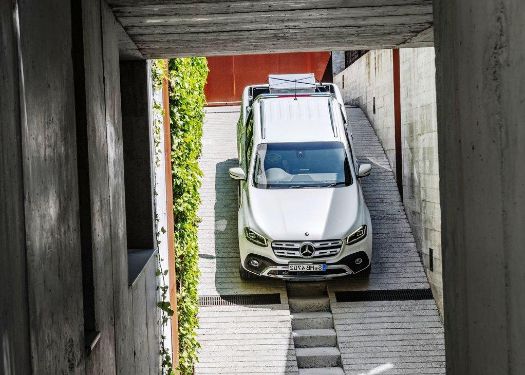 2021 Mercedes X Class Review