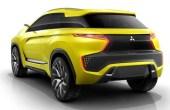 2021 Mitsubishi Eclipse Cross Concept