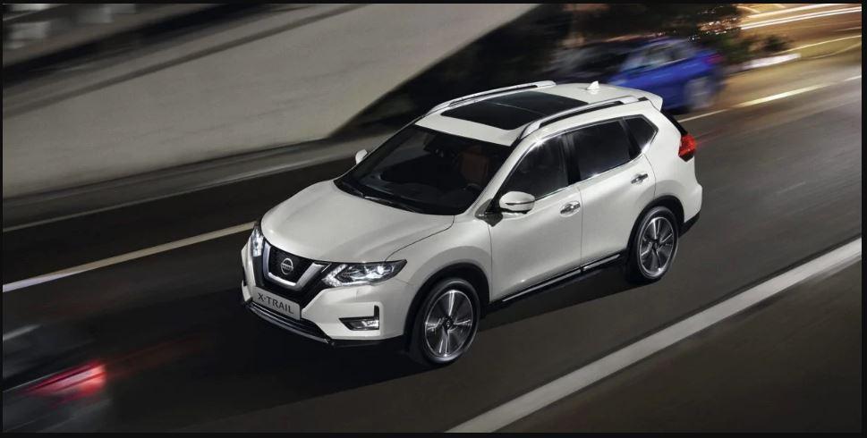 2021 Nissan X Trail Specs